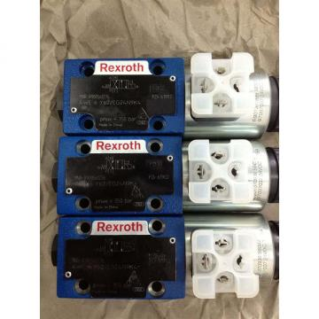 REXROTH 4WE 6 H6X/EG24N9K4/B10 R900964940 Directional spool valves
